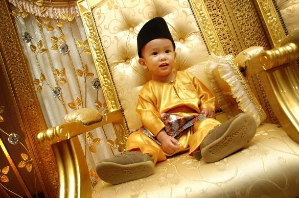 Pahlawan Melayu Cilik