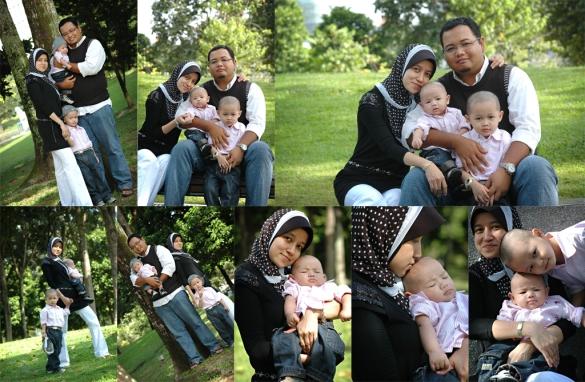 Mona & family