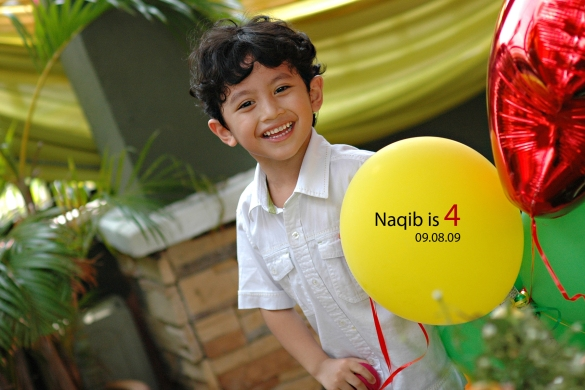 Naqib is 4