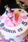and princess cake for rania