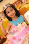 the lovely birthday girl