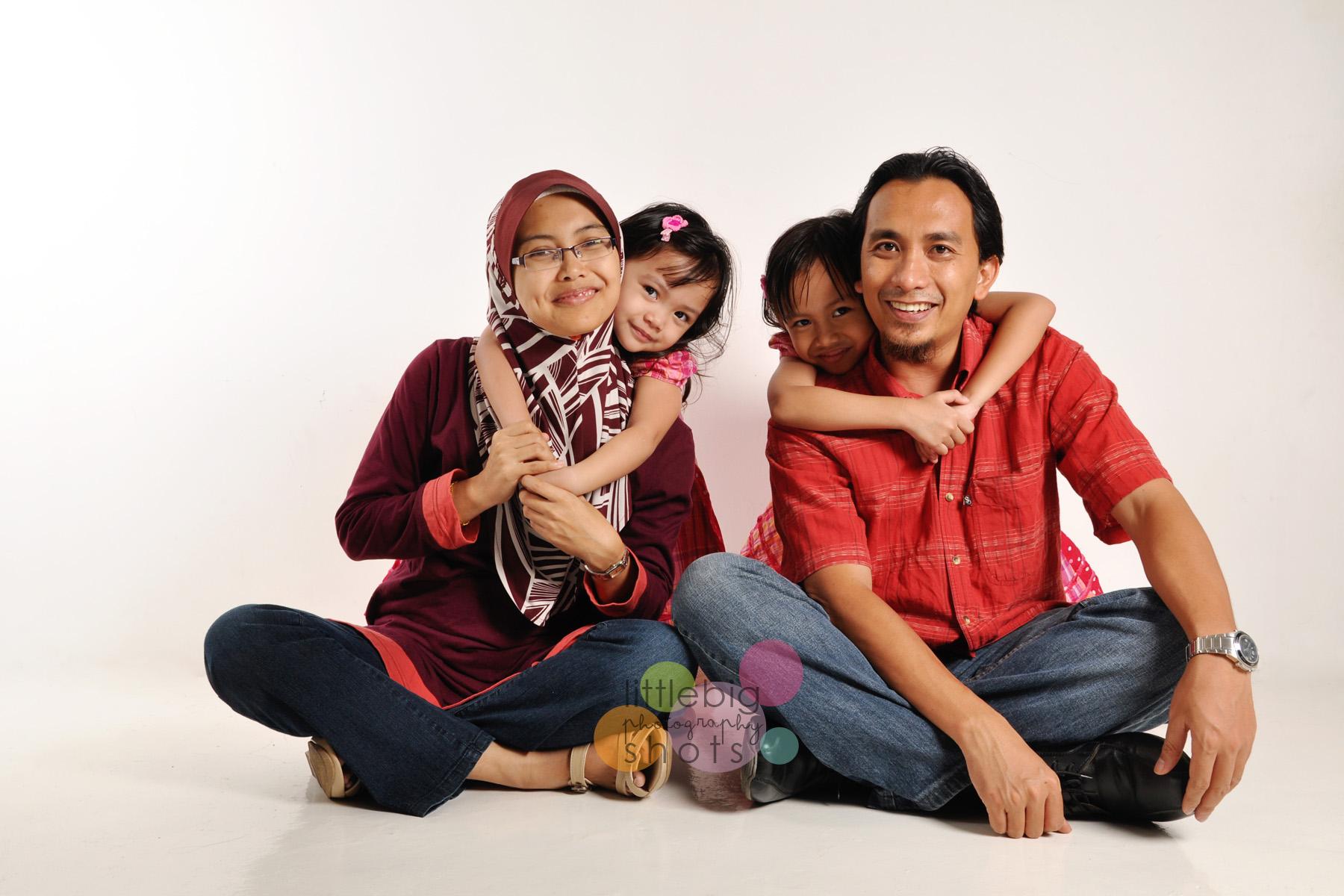 Malaysia Family